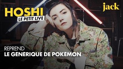 Le Petit Live d'Hoshi qui reprend le générique de Pokémon