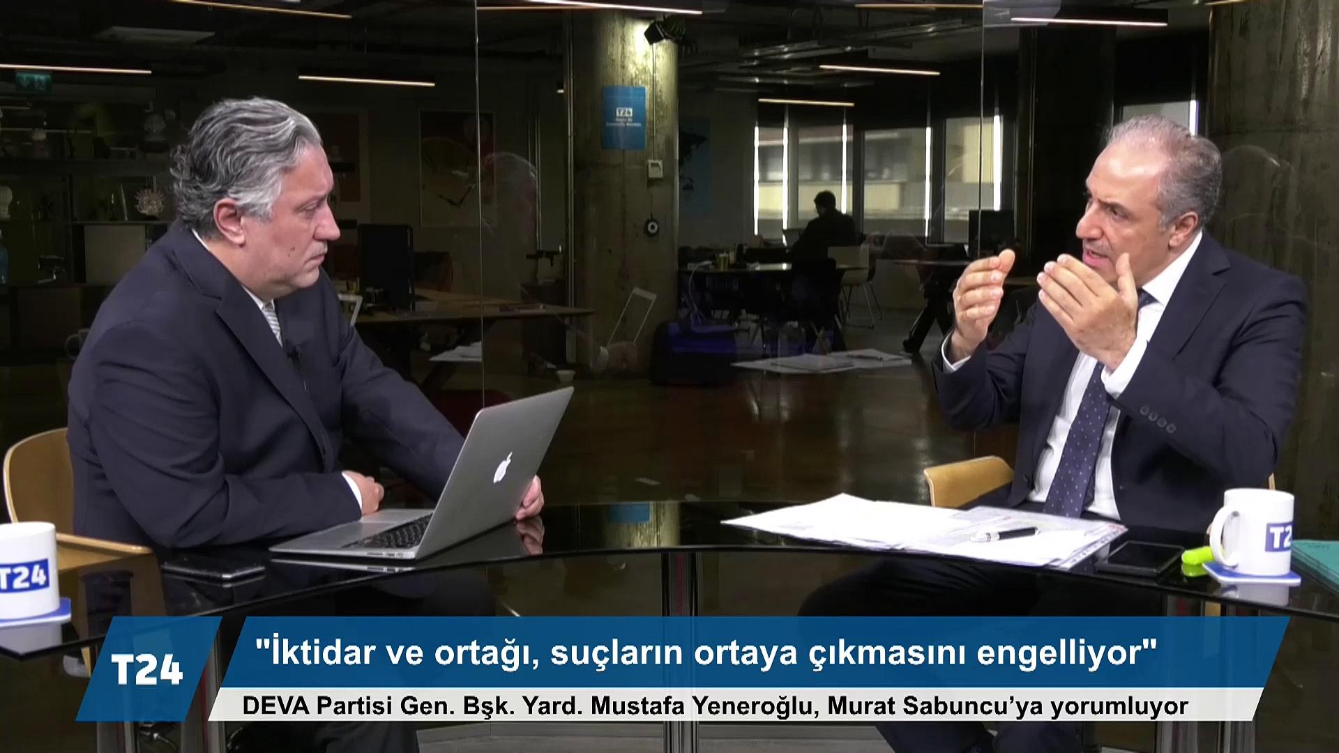 DEVA Partili Yeneroğlu: HDP'ye saldıran kişinin zihin dünyasına baktığımız zaman Hrant Dink'i öldüren kişi ile bu kişi arasında ortak noktalar var