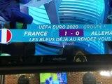 FRANCE-ALLEMAGNE : Les supporters stéphanois présents dans les bars - Reportage TL7 - TL7, Télévision loire 7