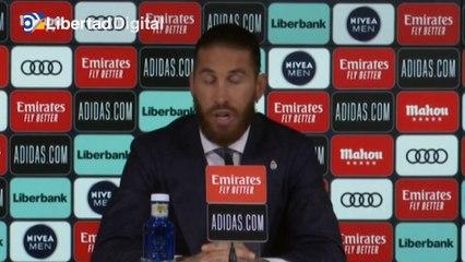 """Sergio Ramos: """"Acepté el año que me ofrecían y me dijeron que la oferta había caducado"""""""