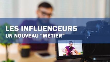 """Les influenceurs, un nouveau """"métier"""" qui pose problème"""