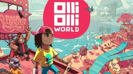 OlliOlli World | Official E3 2021 Trailer