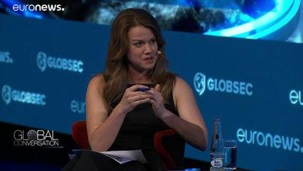 """GlobSec-2021 : о фонде ЕС, """"зеленой"""" экономике и солидарности"""