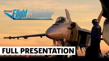 Microsoft Flight Simulator Developer Showcase | Xbox Games Showcase 2021