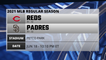 Reds @ Padres Game Preview for JUN 18 - 10:10 PM ET
