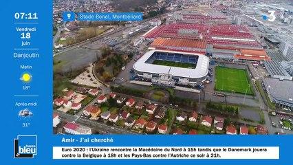 18/06/2021 - La matinale de France Bleu Belfort Montbéliard