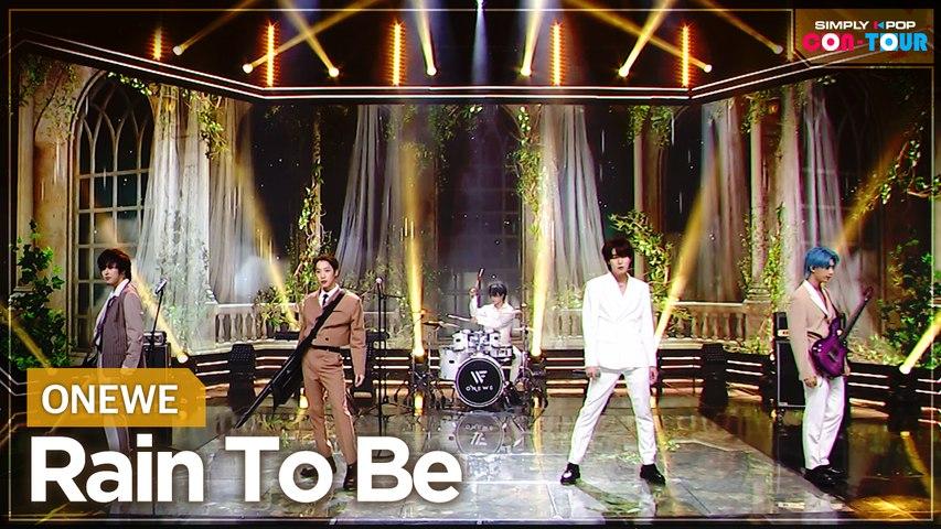 [Simply K-Pop CON-TOUR] ONEWE (원위) - Rain To Be (비를 몰고 오는 소년) _ Ep.472