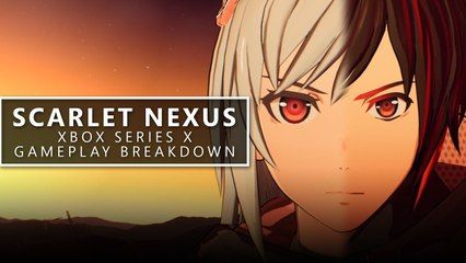 Scarlet Nexus - Xbox Extended Gameplay Showcase