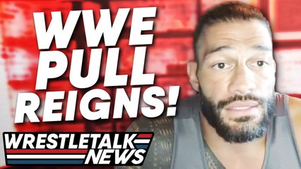WWE PULL Roman Reigns From Hell In A Cell! Don Callis FIRED! | WrestleTalk