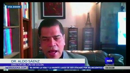 Entrevista al Dr. Aldo Sáenz, aspirante a director del Centro Regional Universitario de Colón  - Nex Noticias