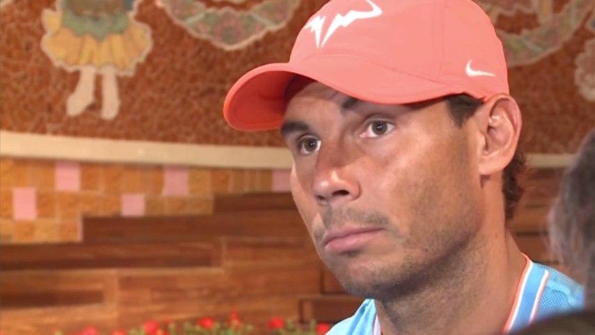Rafael Nadal no competirá en Wimbledon ni en los Juegos Olímpicos de Tokio