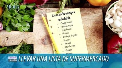 Descubre cómo hacer un supermercado saludable | Mujer - Nex Panamá