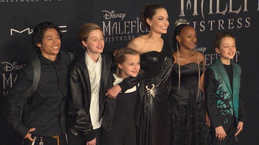 Sorgerechtsstreit zwischen Pitt und Jolie: Drei Kinder wollten gegen Brad aussagen