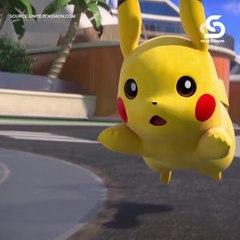 Pokemon Unite is launching!
