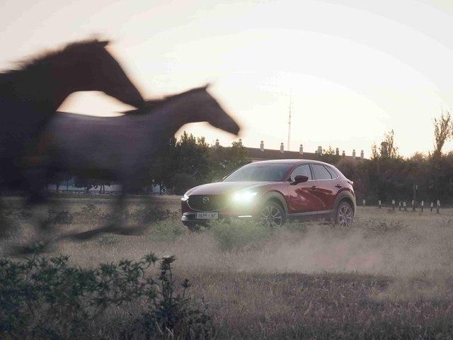 Epic Drive Doñana de Mazda