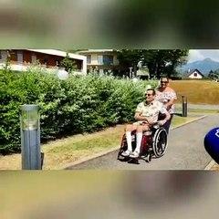 Savoie : il marche 250 km pour retrouver son frère, en rééducation après un covid long