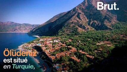 Turquie : Ölüdeniz est un spot idéal pour les parapentistes
