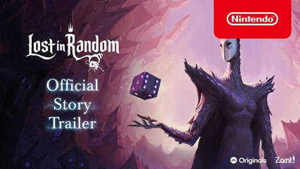 Lost in Random - Official Story Trailer - Nintendo Switch