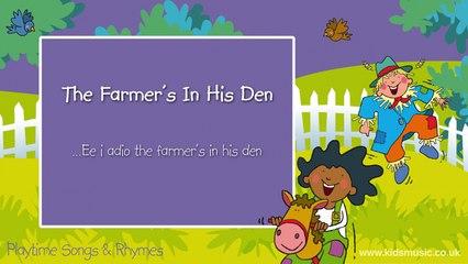 Kidzone - The Farmer's In His Den