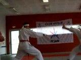 Ninja kids le retour freefight baston chute gamelle