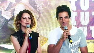 Kangana Ranaut & Sonu Sood Are The Oldest Friends | Both Praise Each Other | Throwback