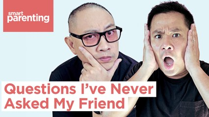 Questions I've Never Asked My Friend with Bitoy and Ogie   Smart Parenting