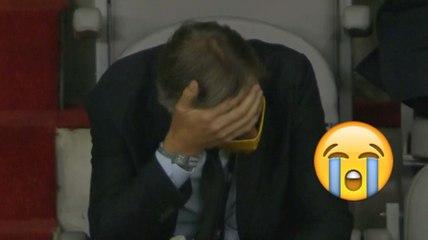 Le président du Stade Rochelais en larmes suite à la victoire de son équipe