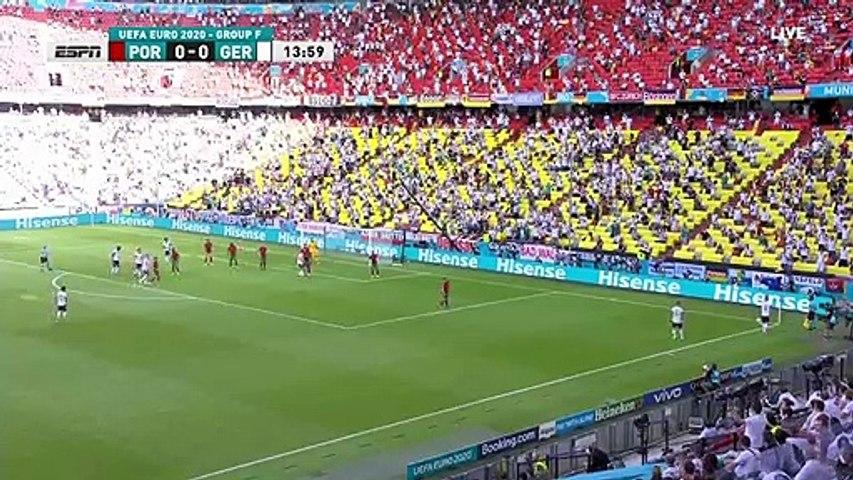 Portugal vs Germany- Cristiano Ronaldo Goal