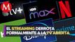 Plataformas más populares para ver contenido   M2, con Susana Moscatel e Ivett Salgado