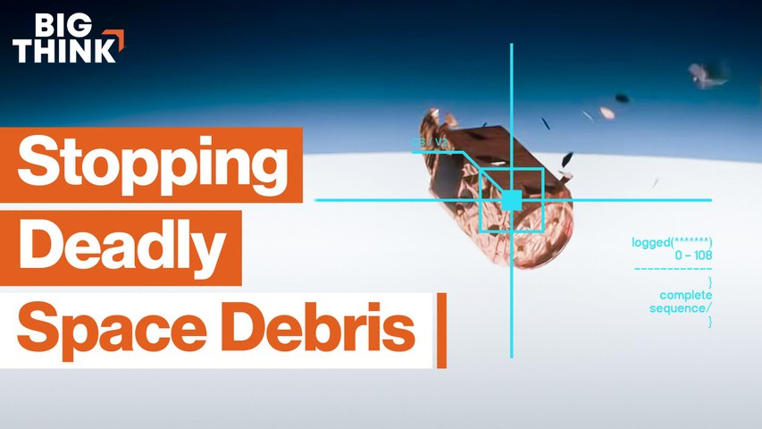Protecting space stations from deadly space debris
