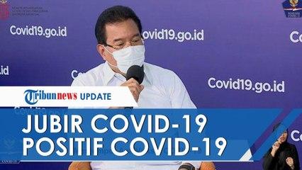 Jubir Covid-19 Wiku Adisasmito Positif Covid-19, Tegaskan Tak Rasakan Gejala dan Imbau Taat Protokol