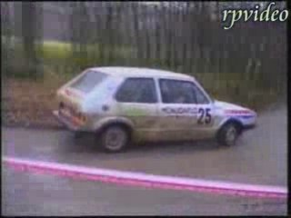 rallye d Aywaille 92 party3