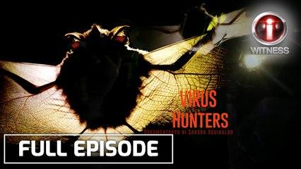 I-Witness: 'Virus Hunters', dokumentaryo ni Sandra Aguinaldo | Full episode