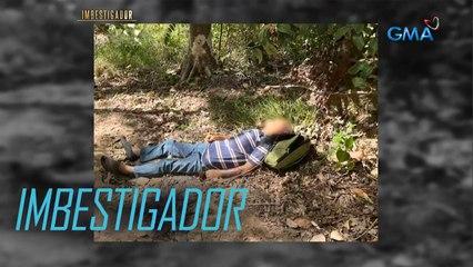 Imbestigador: TREASURE HUNTER, NATAGPUAN ANG BANGKAY SA LIBLIB NA LUGAR SA NUEVA ECIJA
