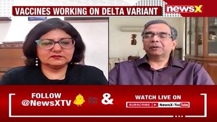 Srinath Reddy On COVID The Roundtable With Priya Sahgal NewsX