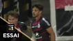 TOP 14 - Essai de Romain NTAMACK (ST) - Toulouse - Bordeaux-Bègles - Demi-finales - Saison 2020/2021