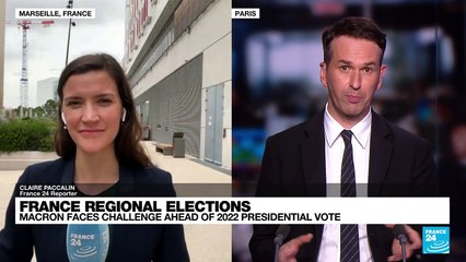 France regional elections: National turnout at 5 p.m at only 26,72%