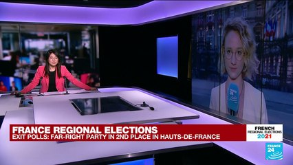 France regional elections: What's at stake in Hauts-de-France?