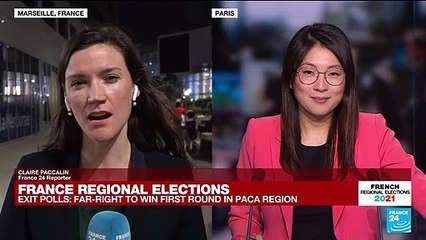 """France regional elections: Renaud Muselier """"neck-and-neck with Thierry Mariani"""" in PACA region"""
