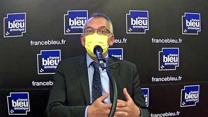 """Thierry Burlot (LREM) - """"Loig Chesnais-Girard (PS) a le choix de reconstituer sa majorité"""""""