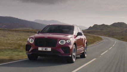 Der neue Bentley Bentayga S Highlights