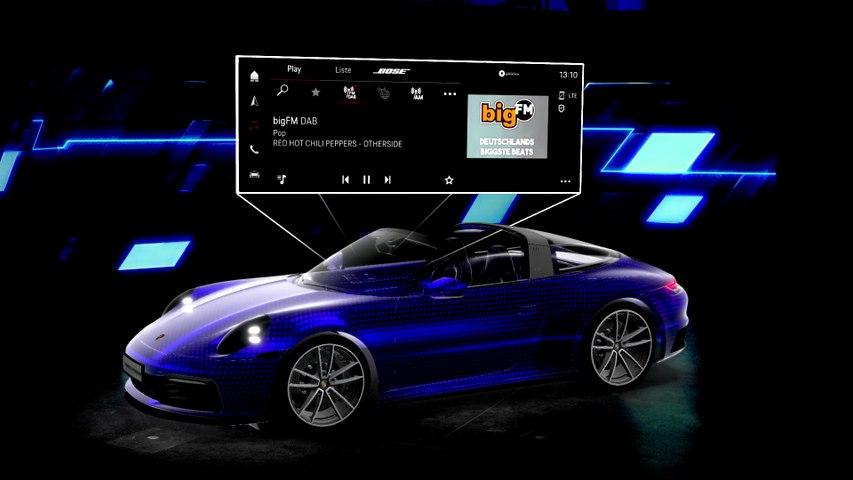 Neues Porsche-Infotainmentsystem - weiß mehr, kann mehr, hört besser zu