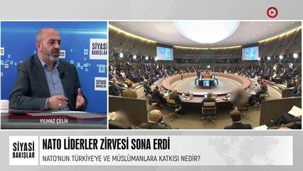 NATO Liderler Zirvesi   Erdoğan-Biden Görüşmesi   Kabil Havalimanının Güvenliği