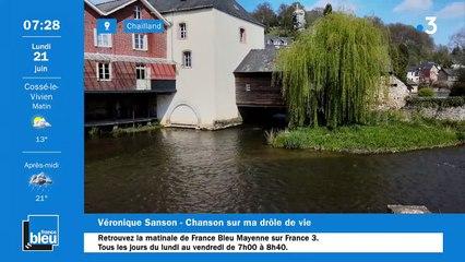 21/06/2021 - La matinale de France Bleu Mayenne