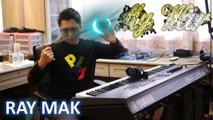 Shinsei Kamattechan (Attack on Titan) - My War Piano by Ray Mak