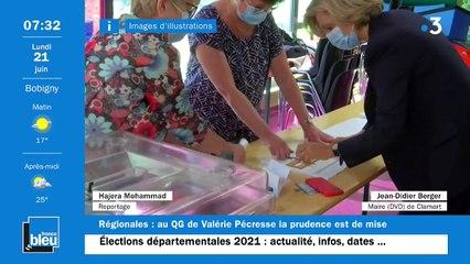 21/06/2021 - La matinale de France Bleu Paris