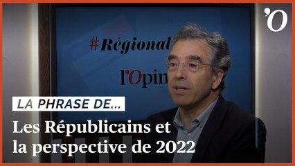 «En 2022, LR devra surmonter sa capacité à s'autodétruire pour l'emporter», analyse Dominique Reynié (Fondapol)