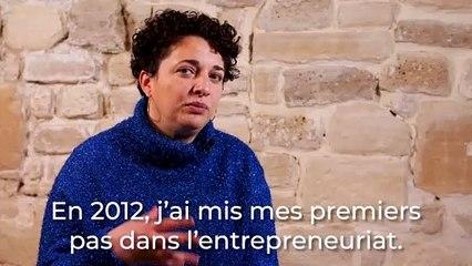 """Portrait : Beya Zerguine, coach en repositionnement professionnel et fondatrice du cabinet """"Beya Conseil"""""""