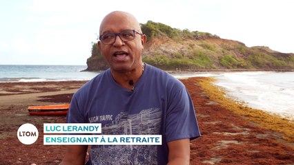 Martinique - Le tombolo de Sainte-Marie
