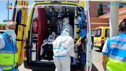El 12 de Octubre consigue la recuperación de un paciente crítico por Covid-19 con un pulmón artificial